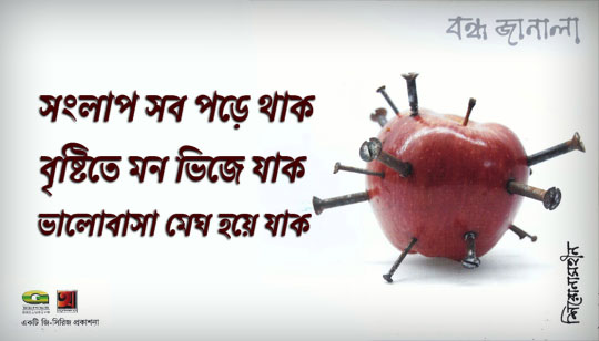 Bhalobasha Megh Lyrics by Shironamhin Band