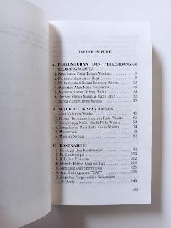 3 Buku Bekas Woman's Body