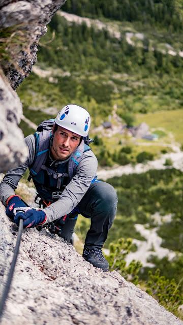 Klettersteiggehen für Anfänger – So gelingt dir der Einstieg! Klettersteig gehen - das ist wichtig für den Anfang 08