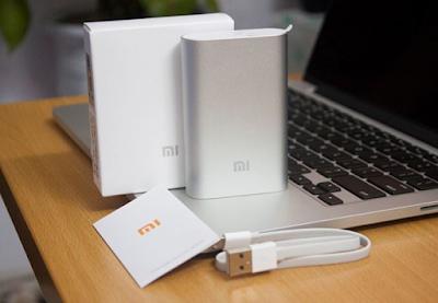 Backup battery Xiaomi Power Bank Gen 2