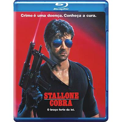 Blu Ray Stallone Cobra