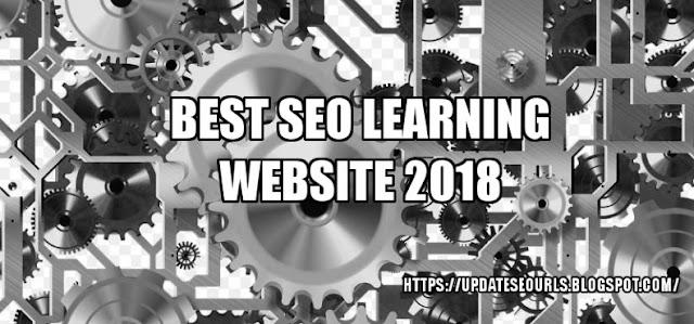 Websites List to Learn SEO