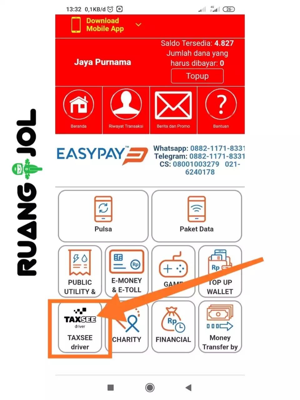 Cara Daftar Akun Easypay Web Pos Indonesia