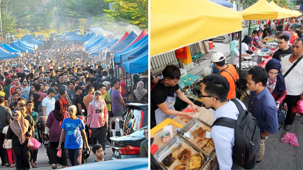 SOP Operasi Bazar Ramadan & Aidilfitri tahun 2021