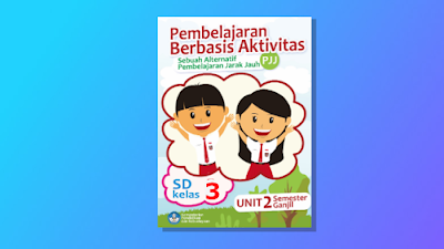 Modul PJJ Semester Genap Tema 5 6 dan 7 Kelas 3 SD/MI Kurikulum 2013