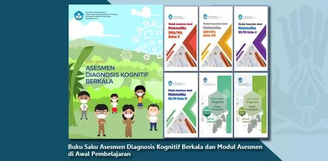 Buku Saku Asesmen Diagnosis Kognitif Berkala dan Modul Asesmen di Awal Pembelajaran