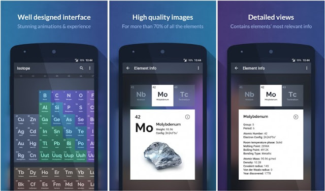 Android app for studies