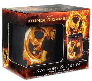The Hunger Games Coffee Mug