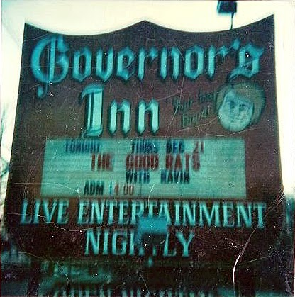 Governor's Inn in Lake Hopatcong, New Jersey