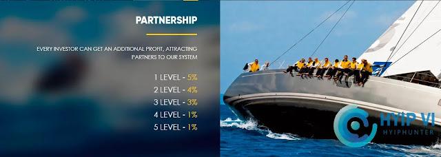 Yacht-company aflilate