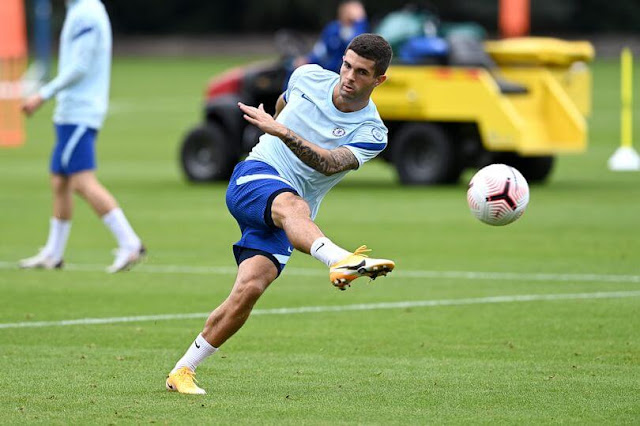 Christian Pulisic at Chelsea
