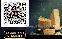 Logo Parmigiano Reggiano Night : vinci un soggiorno del valore di 1.000€