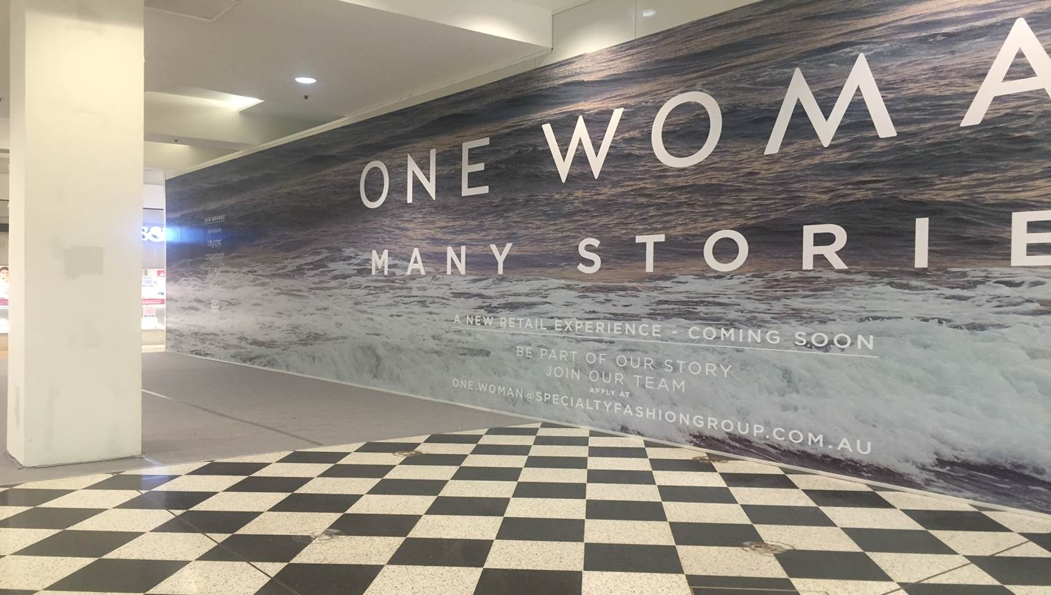 The New Store In Wetherill Park NSW Australia