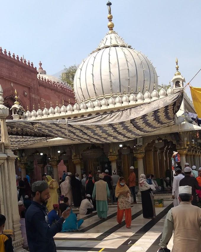 दिल्ली का हजरत  निजामुद्दीन नगर (City of Hazrat nizamuddin)