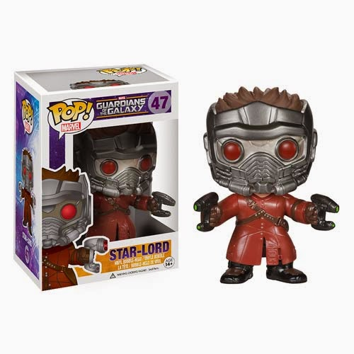 Star-Lord Pop! Vinyl Figure