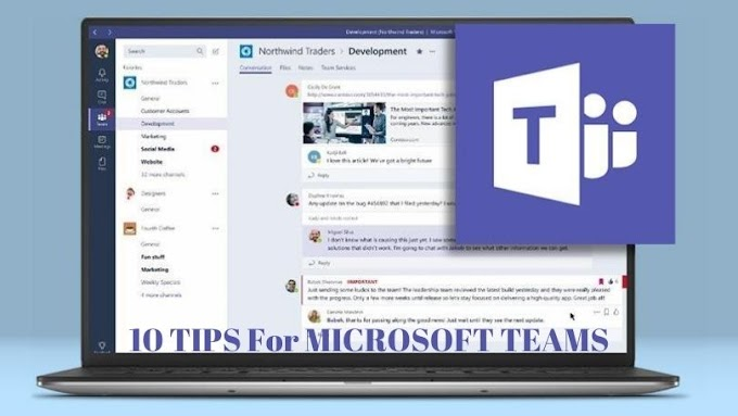 10 TIPS for MICROSOFT TEAMS you SHOULD KNOW - Teams Tutorial for Beginners