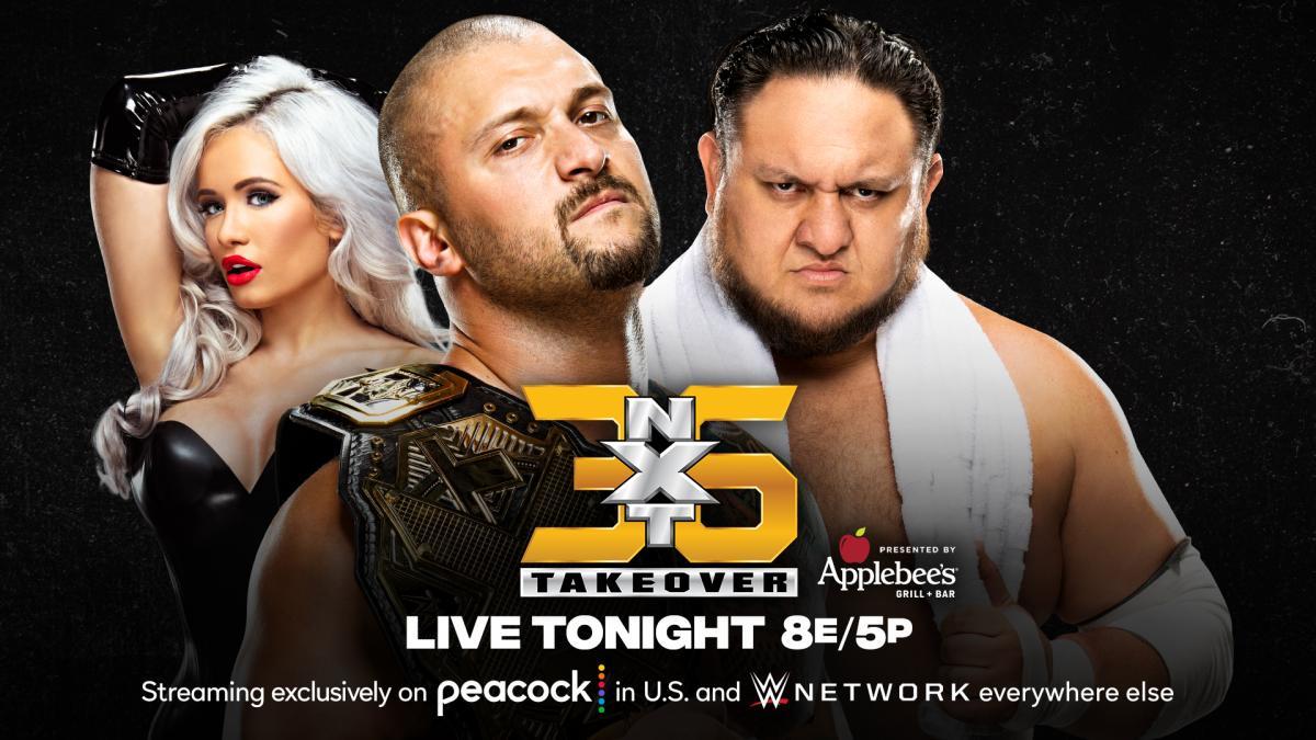 Comentários e Notas: WWE NXT TakeOver 36