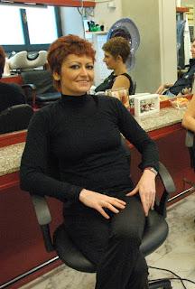 Daniela Papini make up