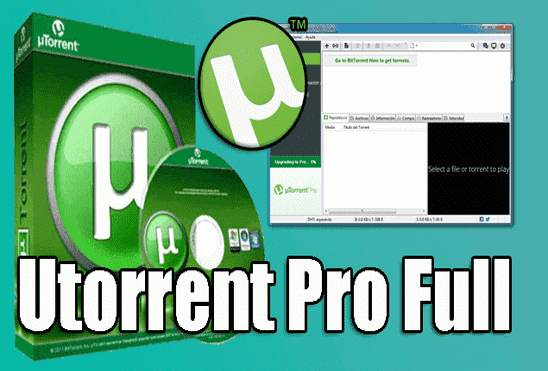 تحميل وتفعيل برنامج uTorrent Pro v3.5.5 Build 45798 عملاق تحميل ملفات التورنت اخر اصدار