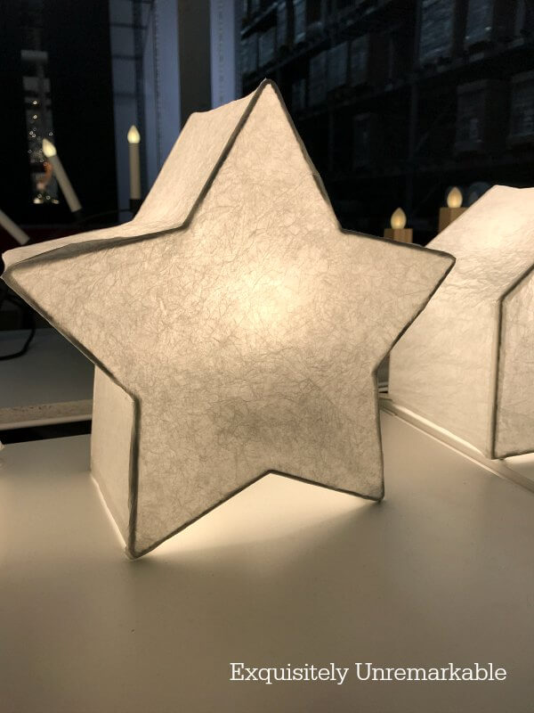 Ikea Star Lamp