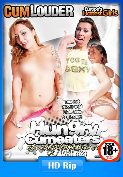 Hungry Cum Eaters 3 2016