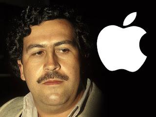 Kaka wa Pablo Escobar Aishtaki Kampuni ya APPLE Kwa Udukuzi