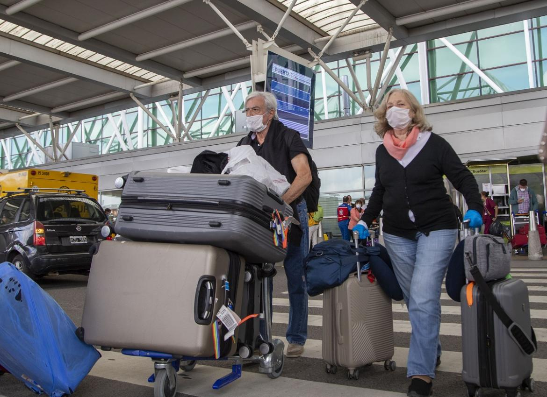 Coronavirus: El Gobierno redujo vuelos con Europa y suspendió destinos para evitar ingreso de nuevas cepas
