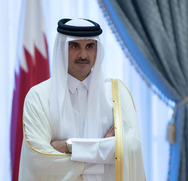 منافسة زوجات أمير قطر الثلاثة علي الحكم