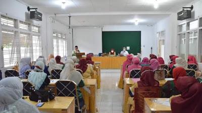 Pertemuan Bulanan GOW Padang Panjang, Adakan Pengajian
