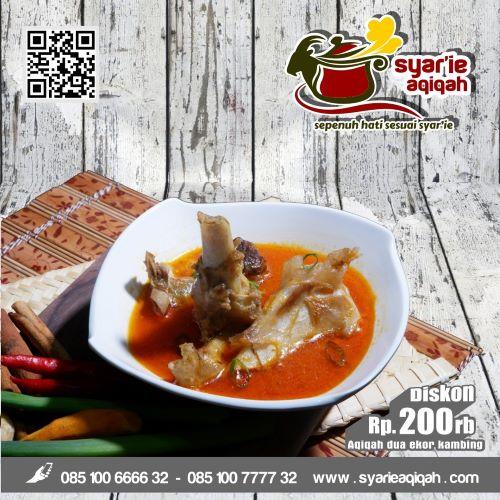 Jasa Aqiqah Murah Wilayah Babakan Jerawat Surabaya