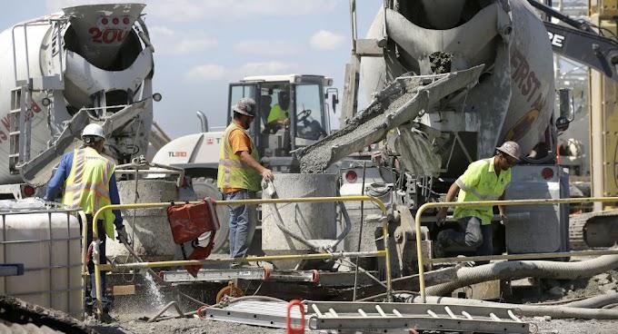 El cemento contamina más que todos los camiones del mundo