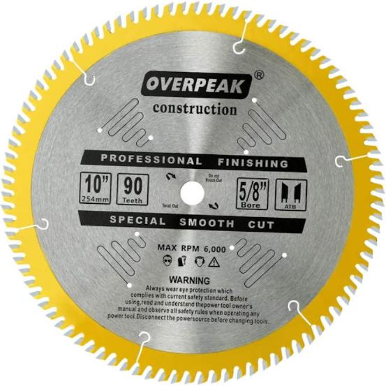 3. Overpeak 10Inch-90T