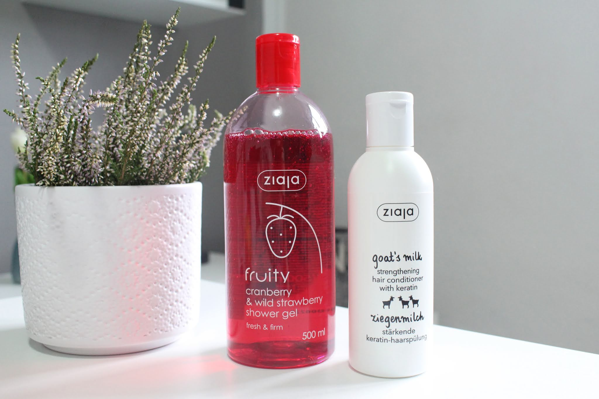 Ziaja, review, shower gel, beauty, notino, blogger, blog, recenzia, kozmetika, blogerka