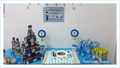 kit personalizado niño policía