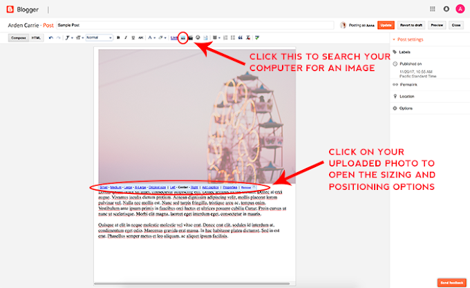 How to Adjust the width in blogger  2021