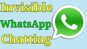 How to send blank massage on whatsapp