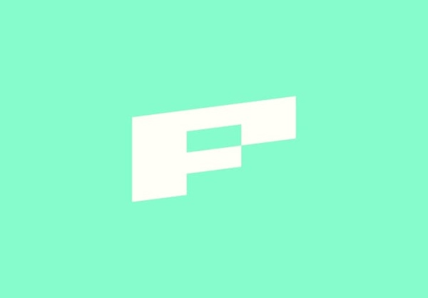 FlatPoster Logo Design