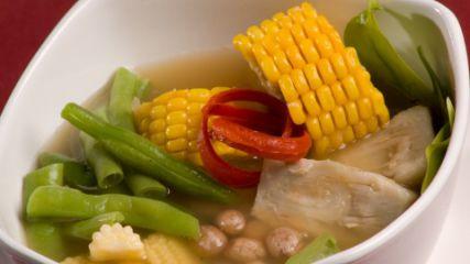 Sayur Asem. Yuk baca resepnya di butania.com