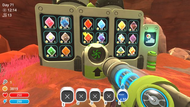 Radiator Blog: Go West young Slime Rancher, and grow up with