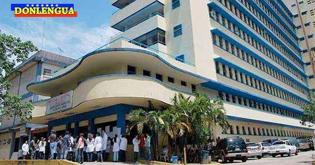 Cada enfermera se encarga de 45 bebés en el Hospital Central de San Cristóbal