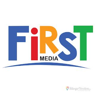 First Media Logo Vector