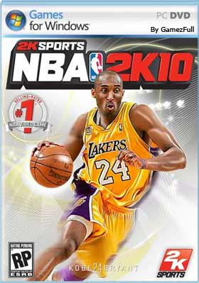 NBA 2K10 PC [Full] Español [MEGA]