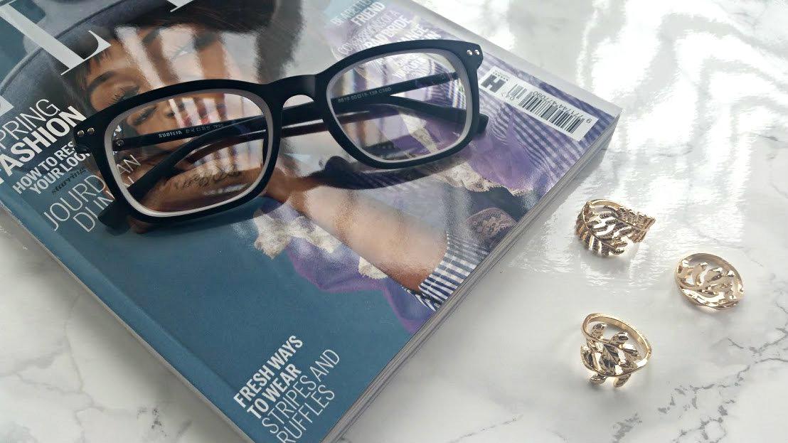 8ae8e0560f Firmoo Glasses Review - Class   Glitter