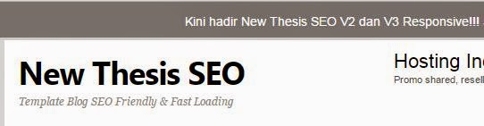 Toolbar Statis di Atas Header Blog
