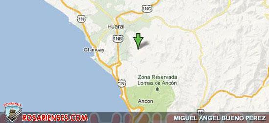 Sismo de regular intensidad se registró esta noche en Lima | Rosarienses, Villa del Rosario