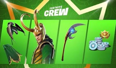 New Marvel Character Loki Skins Coming to Fortnite