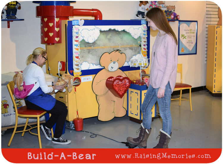 Build A Bear in Canada