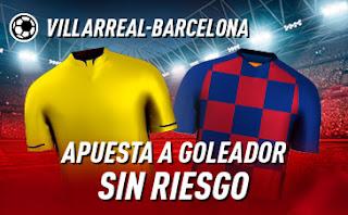 sportium Promo Villarreal vs Barcelona 5 julio 2020