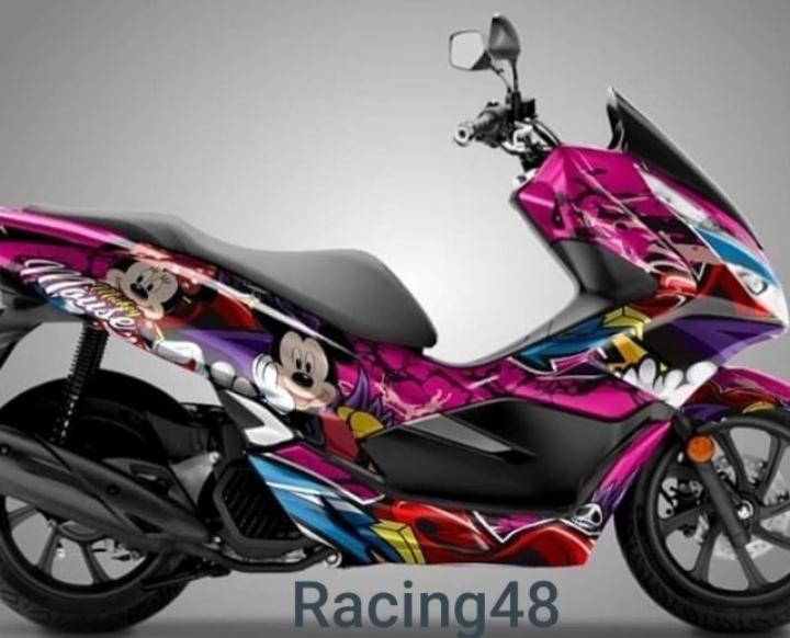 Modifikasi Honda Pcx 150 Paling Keren Dan Terbaik 2020 Racing 48