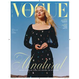 #Vogue #revistaoctubre #woman #mujer
